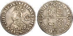 1 Шестипенсовик Королівство Англія (927-1649,1660-1707) Срібло Єлизавета I (1533-1603)
