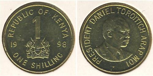 1 Шиллинг Кения