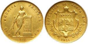 1 Эскудо Коста-Рика Золото