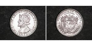 1/10 Balboa Panamá Plata Vasco Núñez de Balboa (1475 – 1519)