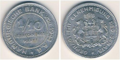 1/10 Mark Germany Aluminium