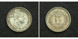 1 1/2 Penny Vereinigtes Königreich von Großbritannien und Irland (1801-1922) Silber Wilhelm IV (1765-1837)