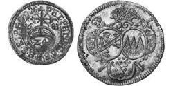 1/24 Thaler Prince-Bishopric of Bamberg (1245–1802) Silver