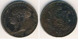 1/26 Shilling Jersey Copper