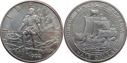 1/2 Долар США (1776 - ) Мідь
