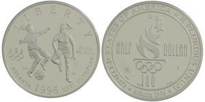 1/2 Доллар США (1776 - ) Никель/Медь