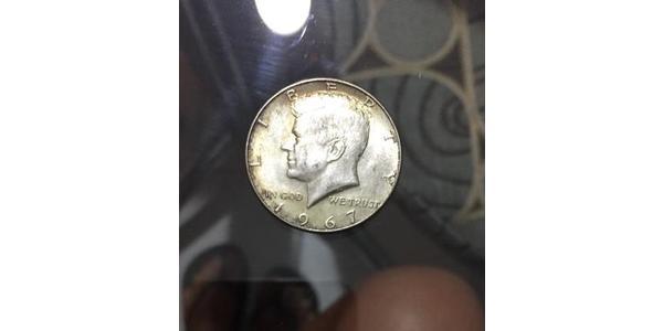 1/2 Доллар США (1776 - ) Серебро Джон Фицджеральд Кеннеди (1917-1963)