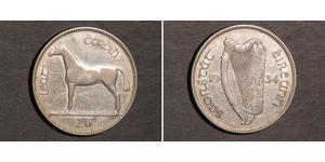 1/2 Крона(англійська) Ірландія (1922 - )