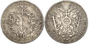 1/2 Талер Free Imperial City of Nuremberg (1219 - 1806) Серебро