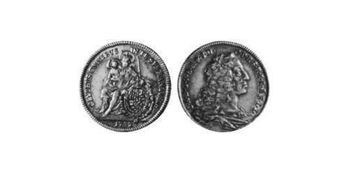 1/2 Carolin Electorate of Bavaria (1623 - 1806) Gold