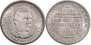 1/2 Dólar Estados Unidos de América (1776 - ) Plata