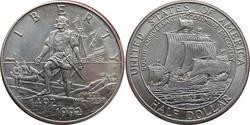 1/2 Dollar 美利堅合眾國 (1776 - ) 銅