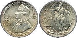 1/2 Dollar Vereinigten Staaten von Amerika (1776 - ) Silber James Cook