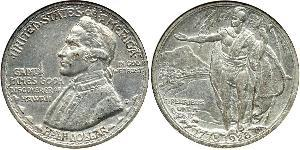 1/2 Dollar USA (1776 - ) Silver James Cook