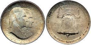 1/2 Dollar USA (1776 - ) Silver George Washington