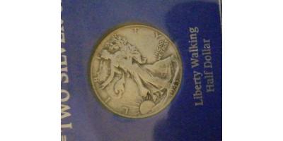 1/2 Dollar 1916-1947 USA (1776 - ) Silver | Prices & Values