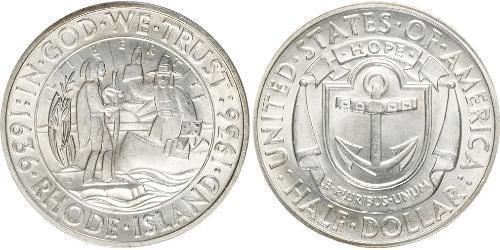 1/2 Dollar USA (1776 - ) Silver
