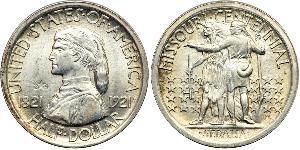 1/2 Dollar USA (1776 - )