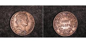 1/2 Franc Premier Empire (1804-1814) Argent Napoléon Ier(1769 - 1821)