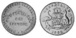 1/2 Penny Australien (1788 - 1939) Bronze