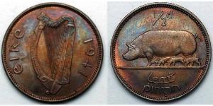 1/2 Penny Irland (1922 - )