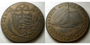 1/2 Penny United Kingdom