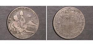 1/2 Piastre / 60 Grana Italian city-states Silver