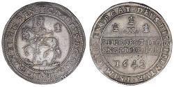 1/2 Pound Kingdom of England (927-1649,1660-1707) Silver Charles I (1600-1649)