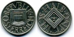 1/2 Shilling First Austrian Republic (1918-1934) Silver