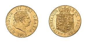 1/2 Sovereign United Kingdom of Great Britain and Ireland (1801-1922) Gold George III (1738-1820)