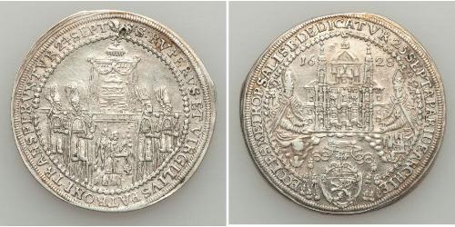 1/2 Thaler 奥地利历史 (1156 - 1806) 銀