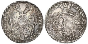 1/2 Thaler Free Imperial City of Nuremberg (1219 - 1806) Argent