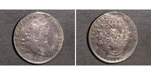 1/2 Thaler Kurfürstentum Bayern (1623 - 1806) Silber Maximilian III. Joseph (Bayern)(1727 – 1777)