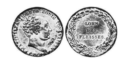 1/2 Thaler Kingdom of Bavaria (1806 - 1918) Silver