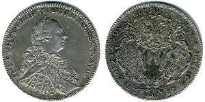 1/2 Thaler  Silver
