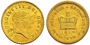 1/3 Guinea United Kingdom of Great Britain and Ireland (1801-1922) Gold George III (1738-1820)