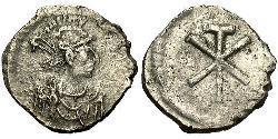 1/3 Siliqua Byzantinisches Reich (330-1453) Silber