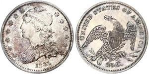1/4 Доллар / 25 Цент США (1776 - ) Серебро