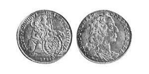 1/4 Carolin Electorate of Bavaria (1623 - 1806) Gold