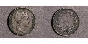 1/4 Centavo Venezuela / Abcasia (1994 - )
