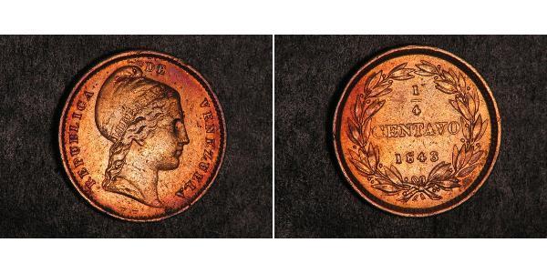 1/4 Centavo Venezuela / Abchasien (1994 - )
