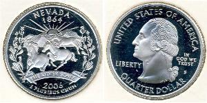 1/4 Dollaro Stati Uniti d