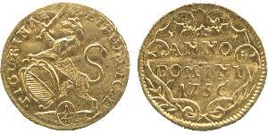 1/4 Ducat Switzerland Gold