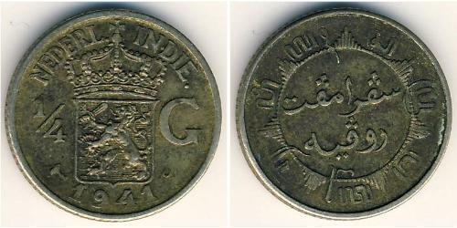 1/4 Gulden  Plata