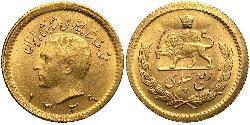 1/4 Pahlavi Iran Oro
