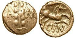 1/4 Stater Ancient British Gold