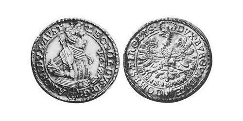 1/4 Thaler Sacro Romano Impero (962-1806) Argento