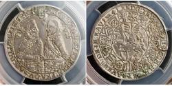 1/4 Thaler Electorate of Saxony (1356 - 1806) Silver John Casimir, Duke of Saxe-Coburg