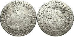 1/4 Thaler Polish-Lithuanian Commonwealth (1569-1795) Silver Sigismund III of Poland