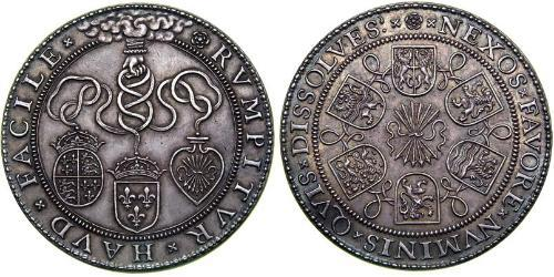 1.5 Thaler Dutch Republic (1581 - 1795) Silver